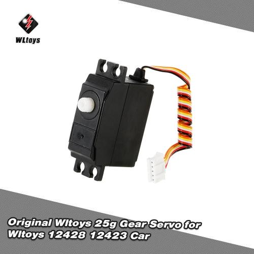 Original Wltoys 25g Gear Servo for Wltoys 12428 12423 RC CarToys &amp; Hobbies<br>Original Wltoys 25g Gear Servo for Wltoys 12428 12423 RC Car<br>