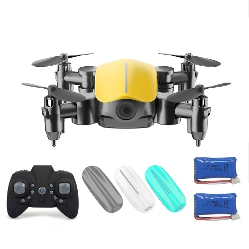 SihuanDar RS535 Drone pliable avec 2 batteries
