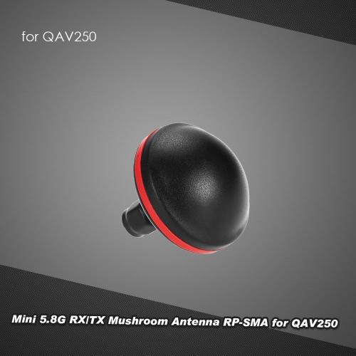 Mini 5.8G RX/TX Mushroom Antenna RP-SMA for QAV250 210 FPV RC Quadcopter DroneToys &amp; Hobbies<br>Mini 5.8G RX/TX Mushroom Antenna RP-SMA for QAV250 210 FPV RC Quadcopter Drone<br>