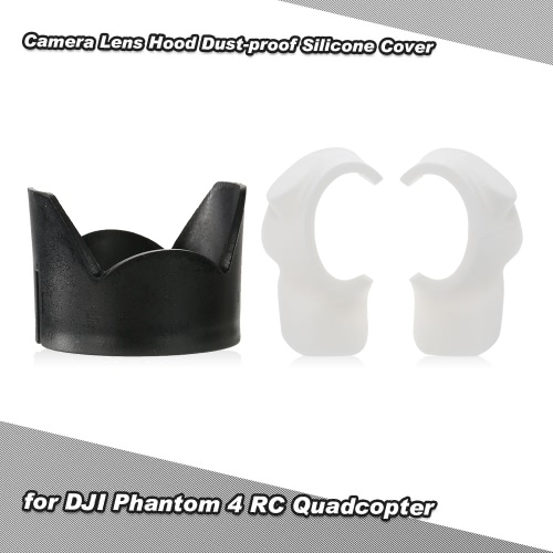 ABS Camera Lens Hood Shading Cover Barrier Avoidance Dust-proof Silicone Cover Case for DJI Phantom 4 RC QuadcopterToys &amp; Hobbies<br>ABS Camera Lens Hood Shading Cover Barrier Avoidance Dust-proof Silicone Cover Case for DJI Phantom 4 RC Quadcopter<br>