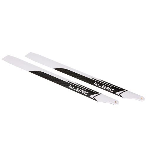 2 Pairs ALZRC 420mm Carbon Fiber Main Blades for Devil 420 FAST RC HelicopterToys &amp; Hobbies<br>2 Pairs ALZRC 420mm Carbon Fiber Main Blades for Devil 420 FAST RC Helicopter<br>