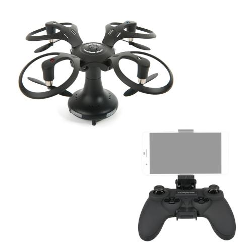 Wifi FPV Ball Shaped Drone Foldable RC Quadcopter - RTFToys &amp; Hobbies<br>Wifi FPV Ball Shaped Drone Foldable RC Quadcopter - RTF<br>
