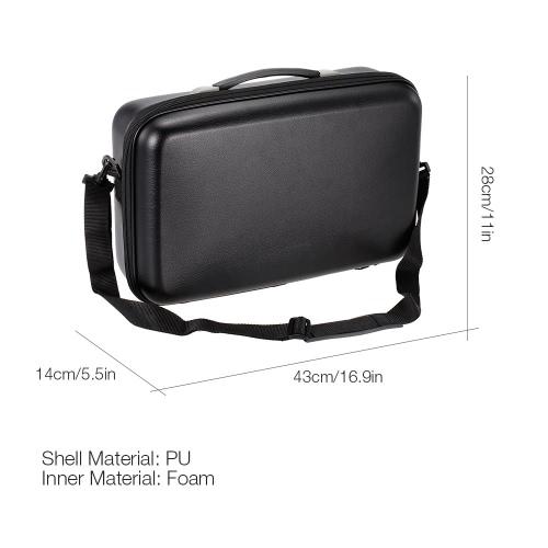 Outdoor Shoulder Bag Portable Handbag Waterproof Shockproof Cross Bag for DJI Goggles VR GlassesToys &amp; Hobbies<br>Outdoor Shoulder Bag Portable Handbag Waterproof Shockproof Cross Bag for DJI Goggles VR Glasses<br>