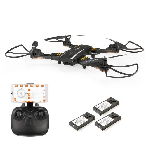 TKKJ TK116W  Wifi FPV Foldable DroneToys &amp; Hobbies<br>TKKJ TK116W  Wifi FPV Foldable Drone<br>