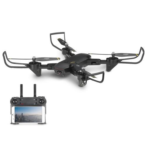 Neue DM IN107S 2,4G 4CH Wifi FPV Faltbare Selfie RC Quadcopter Drone -RTF