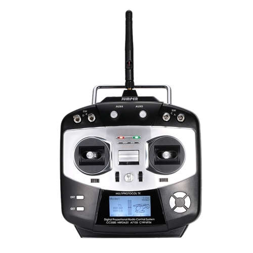 Jumper T8SG Multi-Protocol 2.4G 10CH Compact Transmitter for Flysky Frsky DSM2 Walkera Devo FutabaToys &amp; Hobbies<br>Jumper T8SG Multi-Protocol 2.4G 10CH Compact Transmitter for Flysky Frsky DSM2 Walkera Devo Futaba<br>