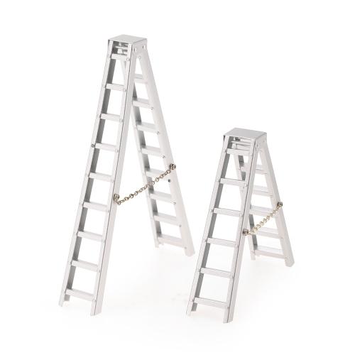1:10 RC Crawler Aluminum Mini Ladder for SCX10 RC4WD D90 D110 TAMIYA CC01 TRX4Toys &amp; Hobbies<br>1:10 RC Crawler Aluminum Mini Ladder for SCX10 RC4WD D90 D110 TAMIYA CC01 TRX4<br>