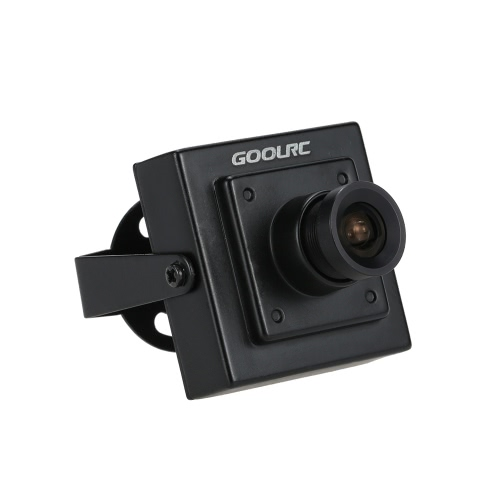 GoolRC Mini HD 700TVL 1/3 3.6mm Lens CCTV Security Video FPV Color Camera NTSC SystemToys &amp; Hobbies<br>GoolRC Mini HD 700TVL 1/3 3.6mm Lens CCTV Security Video FPV Color Camera NTSC System<br>