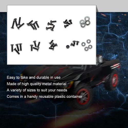 Screws Box Set for 1/10 HSP RC CarToys &amp; Hobbies<br>Screws Box Set for 1/10 HSP RC Car<br>