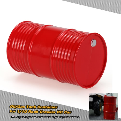 Oil/Gas Tank Container for 1/10 AX10 SCX10 RC4WD Rock Crawler RC CarToys &amp; Hobbies<br>Oil/Gas Tank Container for 1/10 AX10 SCX10 RC4WD Rock Crawler RC Car<br>