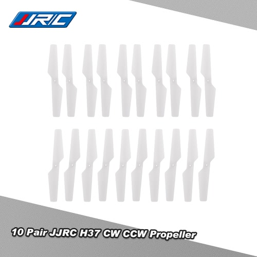 10 Pair Original JJRC H37-02 CW CCW Propeller for JJRC H37 GoolRC T37 Selfie Drone RC QuadcopterToys &amp; Hobbies<br>10 Pair Original JJRC H37-02 CW CCW Propeller for JJRC H37 GoolRC T37 Selfie Drone RC Quadcopter<br>