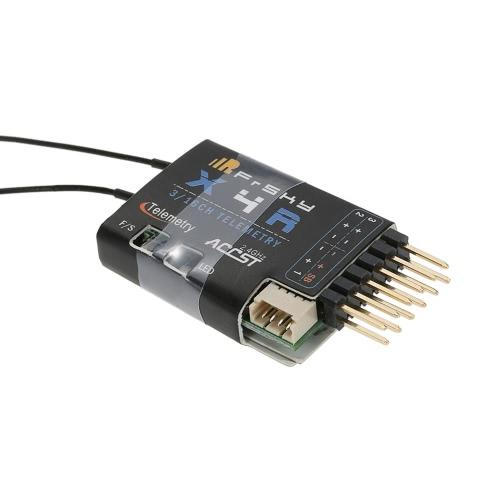 Original FrSky X4RSB 2.4G 3/16CH Telemetry Receiver with CPPM SBUS Smart Port for Taranis X9D Plus TransmitterToys &amp; Hobbies<br>Original FrSky X4RSB 2.4G 3/16CH Telemetry Receiver with CPPM SBUS Smart Port for Taranis X9D Plus Transmitter<br>