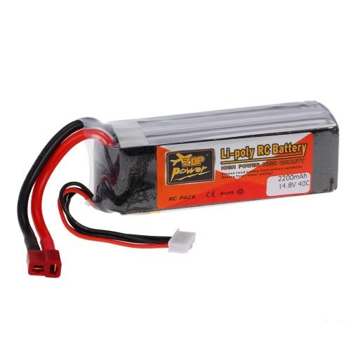 ZOP Power 4S 14.8V 2200mAh Plug LiPo Battery 40C TToys &amp; Hobbies<br>ZOP Power 4S 14.8V 2200mAh Plug LiPo Battery 40C T<br>