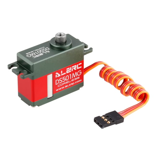 DS501MG Coreless Motor Tail Servo for ALZRC Devil 380 420 450 Fast SAB Goblin 380 RC HelicopterToys &amp; Hobbies<br>DS501MG Coreless Motor Tail Servo for ALZRC Devil 380 420 450 Fast SAB Goblin 380 RC Helicopter<br>