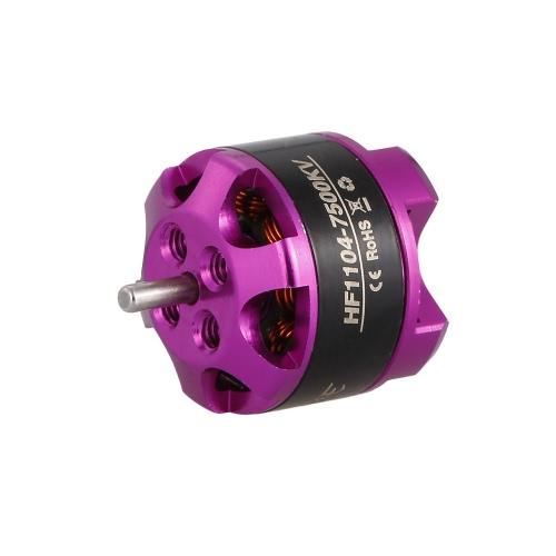4pcs HGLRC Flame HF 1104 7500KV 2-3S Brushless Motor Kit for 90mm 100mm 130mm RC Racing Drone QuadcopterToys &amp; Hobbies<br>4pcs HGLRC Flame HF 1104 7500KV 2-3S Brushless Motor Kit for 90mm 100mm 130mm RC Racing Drone Quadcopter<br>