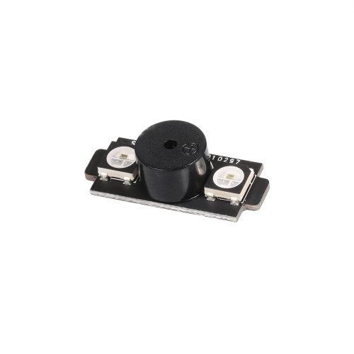 HGLRC 2-in-1 WS2812B 5V LED with Alarm Buzzer Motor Base Light for Naze32 F3 CC3D Flight Control FPV RC DroneToys &amp; Hobbies<br>HGLRC 2-in-1 WS2812B 5V LED with Alarm Buzzer Motor Base Light for Naze32 F3 CC3D Flight Control FPV RC Drone<br>