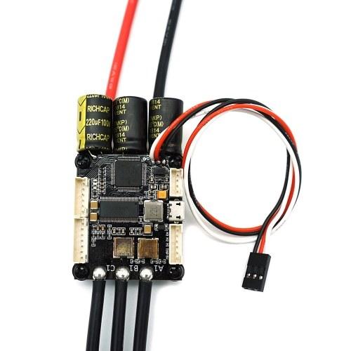 Flipsky V4.20 Mini FSESC4.20 50A ESC avec dissipateur de chaleur anodisé en aluminium