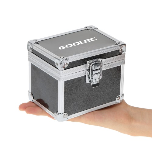 GoolRC Aluminum Box for Cheerson CX-10 CX-10A CX-10C Hubsan H111 RC QuadcopterToys &amp; Hobbies<br>GoolRC Aluminum Box for Cheerson CX-10 CX-10A CX-10C Hubsan H111 RC Quadcopter<br>