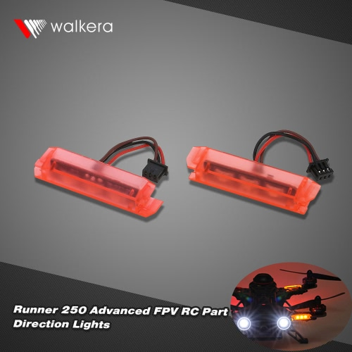 Original Walkera Parts Runner 250(R)-Z-17 Direction Lights for Wakera Runner 250 Advanced FPV QuadcopterToys &amp; Hobbies<br>Original Walkera Parts Runner 250(R)-Z-17 Direction Lights for Wakera Runner 250 Advanced FPV Quadcopter<br>