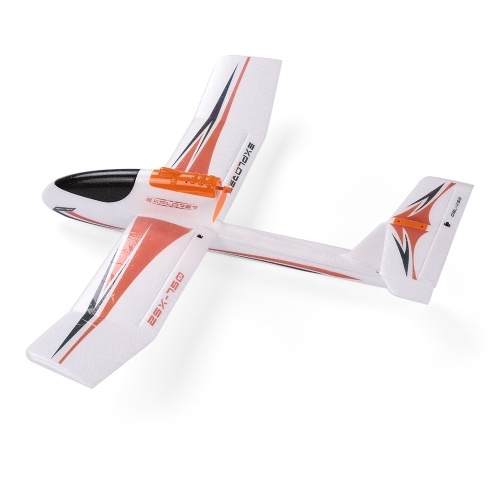 Aereo ZSX-750 2.4GHz 4CH EPP 750mm Apertura alare PNP Brushless RC Airplane