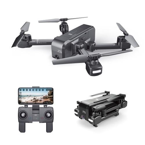 Zangão Quadcopter do GPS Wifi FPV da câmera de SJ R / C Z5 1080P