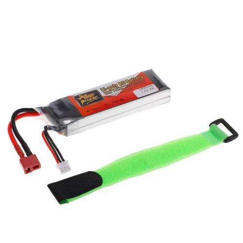 ZOP Power 2S 7.4V 1800mAh 30C LiPo Battery T PlugToys &amp; Hobbies<br>ZOP Power 2S 7.4V 1800mAh 30C LiPo Battery T Plug<br>
