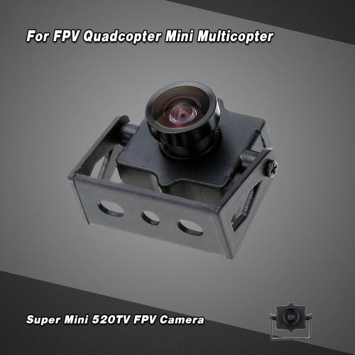 Super Mini 520TVL FOV100° PAL FPV Camera for RC QAV250 QuadcopterToys &amp; Hobbies<br>Super Mini 520TVL FOV100° PAL FPV Camera for RC QAV250 Quadcopter<br>