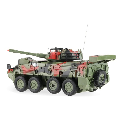 CRAZON 333-ZJ11A 1/20 Scale Two Infrared Remote Control Armored Car Battle Vehicles Toys for KidsToys &amp; Hobbies<br>CRAZON 333-ZJ11A 1/20 Scale Two Infrared Remote Control Armored Car Battle Vehicles Toys for Kids<br>