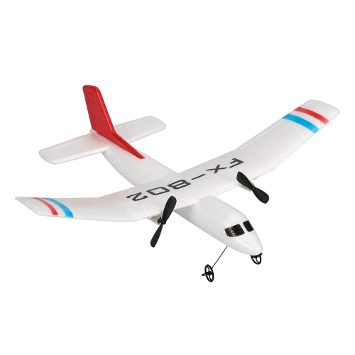 Flybear FX-802 2.4G 2CH Remote Control Glider 310mm Wingspan EPP Micro Indoor RC Airplane Aircraft RTFToys &amp; Hobbies<br>Flybear FX-802 2.4G 2CH Remote Control Glider 310mm Wingspan EPP Micro Indoor RC Airplane Aircraft RTF<br>