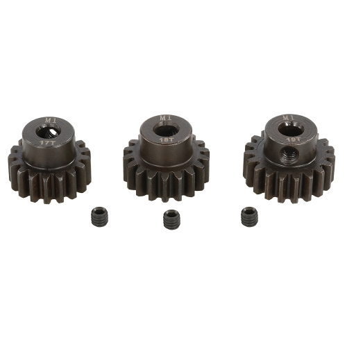 SURPASS HOBBY M1 17T 18T 19T Pinion Motor Gear for 1/8 RC Buggy Car Monster TruckToys &amp; Hobbies<br>SURPASS HOBBY M1 17T 18T 19T Pinion Motor Gear for 1/8 RC Buggy Car Monster Truck<br>