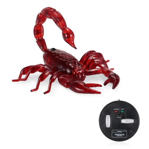 Infrared Remote Control Simulation Scorpion Terrifying Ghost Toy RC Animal Christmas Present Gift for KidsToys &amp; Hobbies<br>Infrared Remote Control Simulation Scorpion Terrifying Ghost Toy RC Animal Christmas Present Gift for Kids<br>