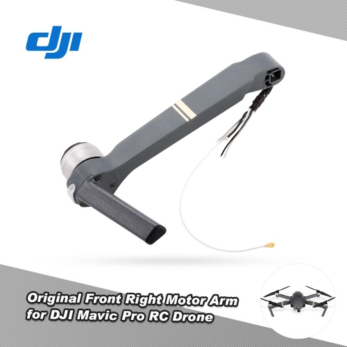 Original DJI Part Front Right Motor Arm for DJI Mavic Pro RC Drone QuadcopterToys &amp; Hobbies<br>Original DJI Part Front Right Motor Arm for DJI Mavic Pro RC Drone Quadcopter<br>