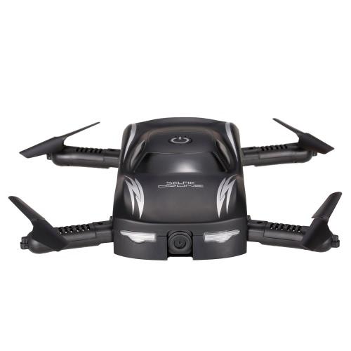 X185 0.3MP Camera Wifi FPV Foldable Pocket Drone Altitude Hold Voice Control G-sensor App Control Selfie QuadcopterToys &amp; Hobbies<br>X185 0.3MP Camera Wifi FPV Foldable Pocket Drone Altitude Hold Voice Control G-sensor App Control Selfie Quadcopter<br>