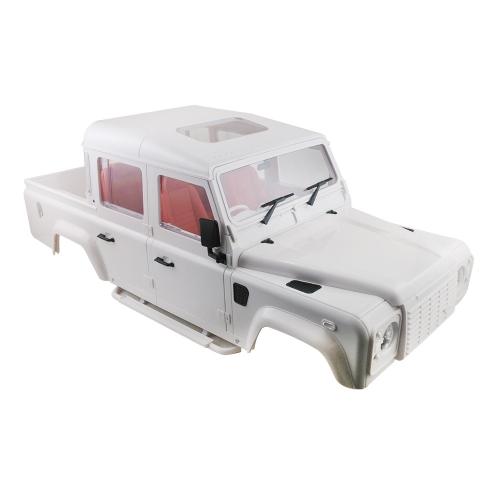 Hard Plastic Car Shell Body DIY Kit for 334mm Wheelbase 1/10 D110 Pickup RC CrawlerToys &amp; Hobbies<br>Hard Plastic Car Shell Body DIY Kit for 334mm Wheelbase 1/10 D110 Pickup RC Crawler<br>