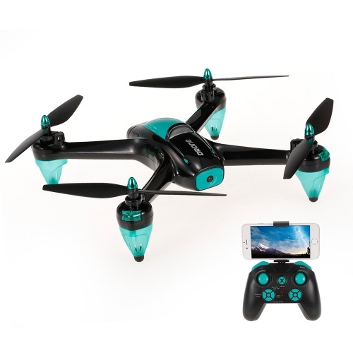 Quadricoptère avec drone RC à commande vocale WHL-12 à 2,4 GHz