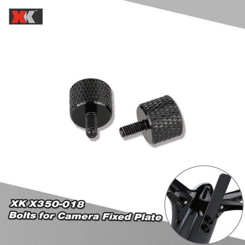 2Pcs Original XK RC Part X350-018 Bolts for Camera Fixed Plate of XK X350 RC QuadcopterToys &amp; Hobbies<br>2Pcs Original XK RC Part X350-018 Bolts for Camera Fixed Plate of XK X350 RC Quadcopter<br>