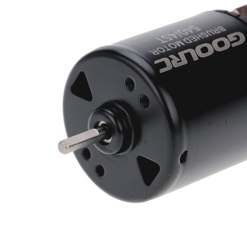 GoolRC 540/45T Brushed Motor for 1/10 RC CarToys &amp; Hobbies<br>GoolRC 540/45T Brushed Motor for 1/10 RC Car<br>