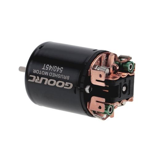 GoolRC 540/45T spazzolato motore per 1/10 RC auto