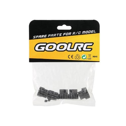 GoolRC M1 5mm 11T 12T 13T 14T 15T Pinion Motor Gear Combo Set for 1/8 RC Car Brushed Brushless MotorToys &amp; Hobbies<br>GoolRC M1 5mm 11T 12T 13T 14T 15T Pinion Motor Gear Combo Set for 1/8 RC Car Brushed Brushless Motor<br>