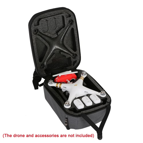 Outdoor Portable Shockproof Backpack Soft Shoulder Bag for DJI Phantom 3 Standard Professional and Advanced RC DroneToys &amp; Hobbies<br>Outdoor Portable Shockproof Backpack Soft Shoulder Bag for DJI Phantom 3 Standard Professional and Advanced RC Drone<br>