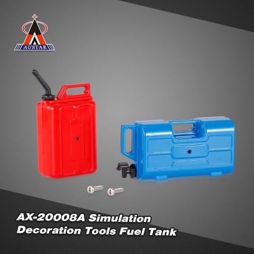 Austar AX-20008A RC Decoration Tools Fuel Tank for 1/10 Traxxas HSP Redcat TAMIYA CC01 SCX10 D90 RC Rock CrawlerToys &amp; Hobbies<br>Austar AX-20008A RC Decoration Tools Fuel Tank for 1/10 Traxxas HSP Redcat TAMIYA CC01 SCX10 D90 RC Rock Crawler<br>