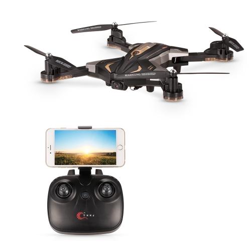 TKKJ L600-1 0.3MP Camera Wifi FPV Optical Flow Positioning RC Drone Quadcopter - RTFToys &amp; Hobbies<br>TKKJ L600-1 0.3MP Camera Wifi FPV Optical Flow Positioning RC Drone Quadcopter - RTF<br>