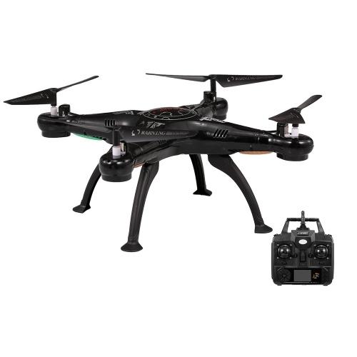 Quadricoptère de drone RC avec retour de clé X5SW-1 à 2,4 GHz