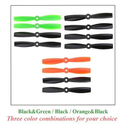 2 Pairs GEMFAN 5046 CW/CCW Propellers for QAV250 280 RC QuadcopterToys &amp; Hobbies<br>2 Pairs GEMFAN 5046 CW/CCW Propellers for QAV250 280 RC Quadcopter<br>