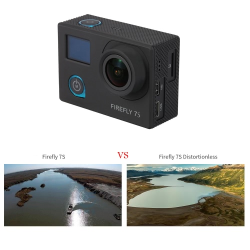 Hawkeye Firefly 7S 12MP 4K Sport WiFi FPV Camera - No Distortion VersionToys &amp; Hobbies<br>Hawkeye Firefly 7S 12MP 4K Sport WiFi FPV Camera - No Distortion Version<br>