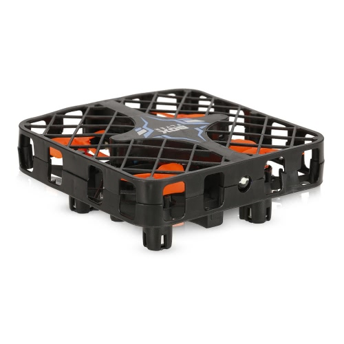 Linxtech 1602 2.4G 6 Axis Gyro 3D Flip Crashworthy Structure Mini RC Quadcopter