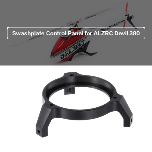 Swashplate Control Panel for ALZRC Devil 380 420 Fast SAB Goblin 380 RC HelicopterToys &amp; Hobbies<br>Swashplate Control Panel for ALZRC Devil 380 420 Fast SAB Goblin 380 RC Helicopter<br>