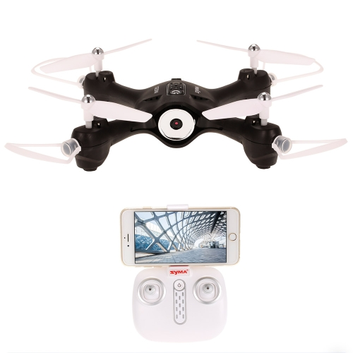Syma X23W 0.3MP Camera Wifi FPV Drone Headless Mode Altitude Hold G-sensor QuadcopterToys &amp; Hobbies<br>Syma X23W 0.3MP Camera Wifi FPV Drone Headless Mode Altitude Hold G-sensor Quadcopter<br>