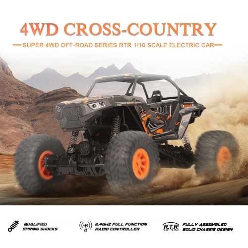Original WLtoys 10428-E 1/10 2.4G 4WD Electric Brushed Crawler RTR RC CarToys &amp; Hobbies<br>Original WLtoys 10428-E 1/10 2.4G 4WD Electric Brushed Crawler RTR RC Car<br>
