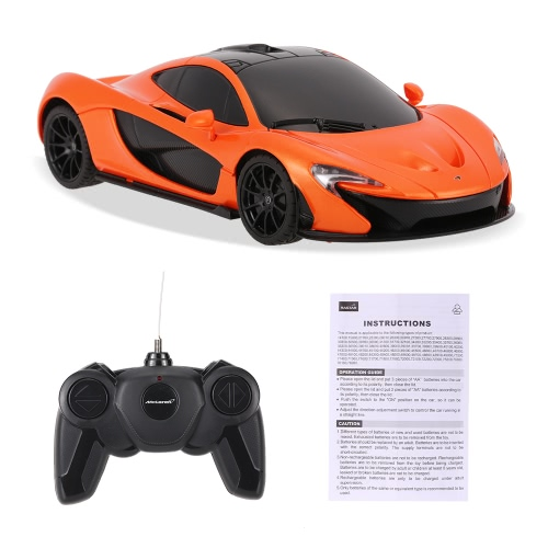 RASTAR 75200 1/24 McLaren P1 Sport Racing RTR RC CarToys &amp; Hobbies<br>RASTAR 75200 1/24 McLaren P1 Sport Racing RTR RC Car<br>